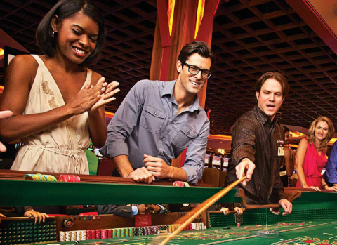 What Zombies Can Teach You About ONLINE CASINO